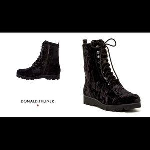🔥 Donald J. Pliner Combat Boots [New]
